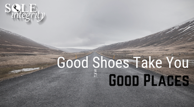 shoe quotes sole integrity