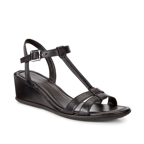 Ecco Wedge Black