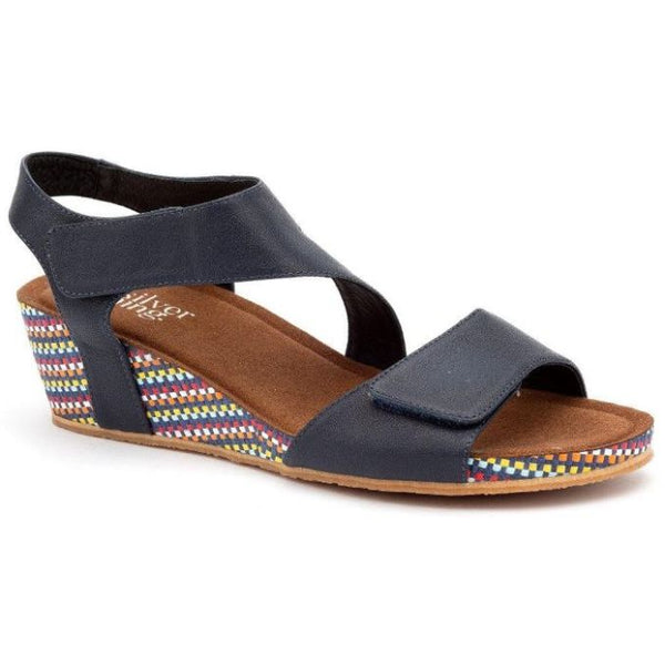 Klouds Silver Lining Kyra Weave Wedge SS20