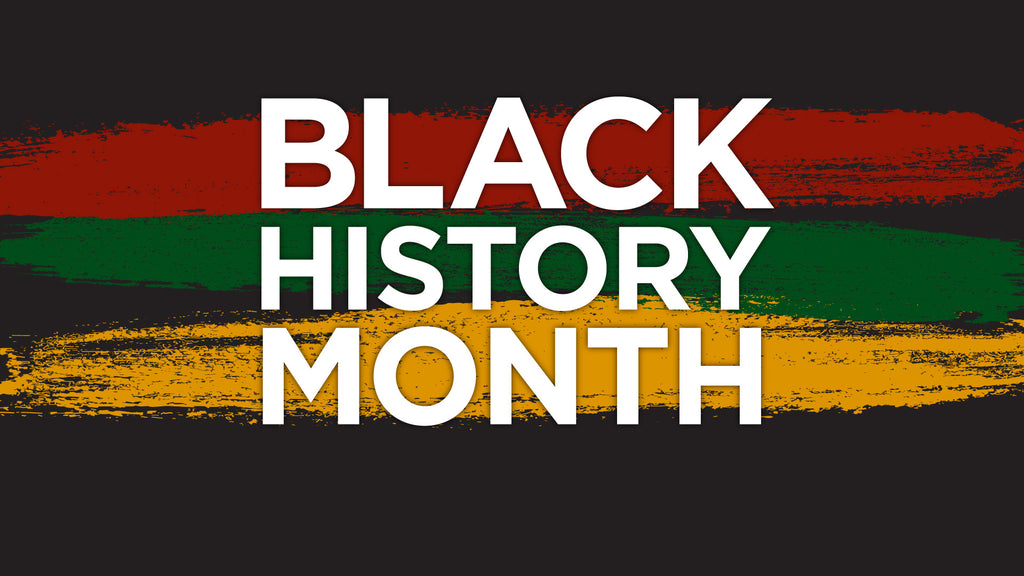 Happy Black History Month!!