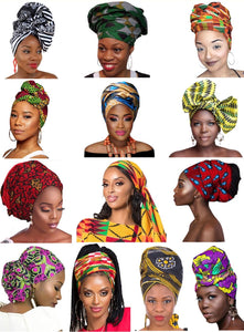 The Short Story Behind African Headwraps