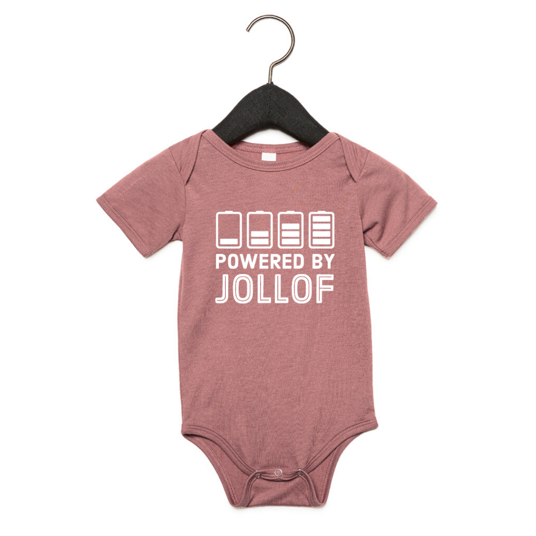 Pre Order - Baby Grow | Powered by Jollof