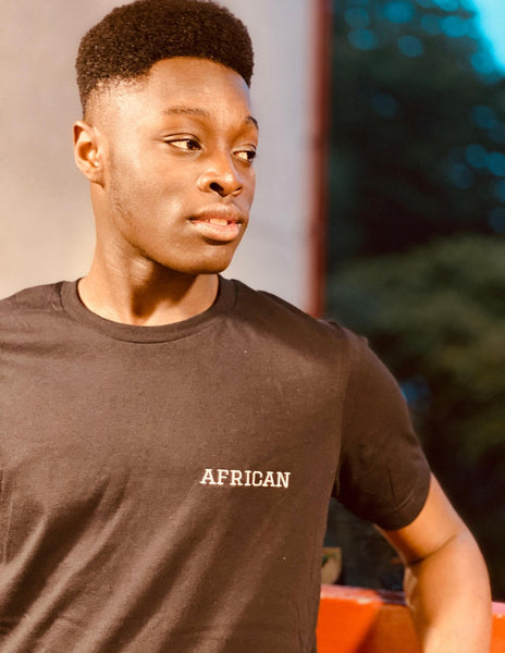 Unisex Tee | African (Embroidery)