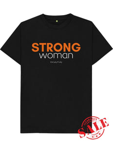 SALE - Unisex Tee | Strong Woman