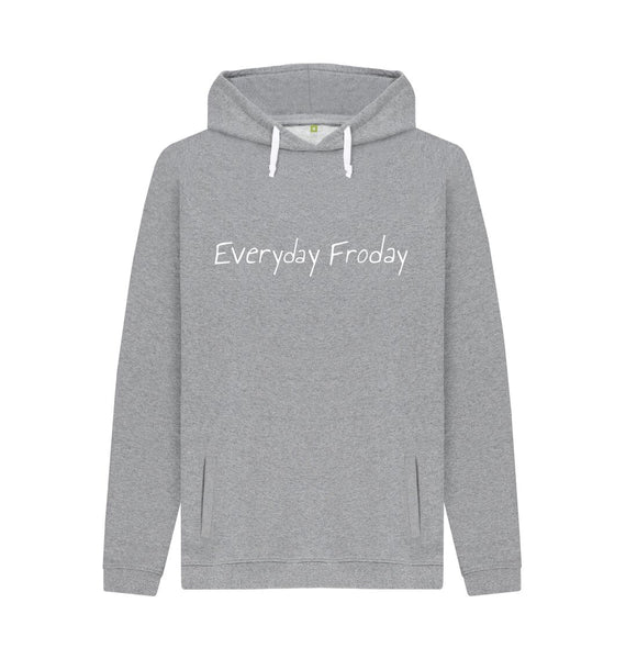 Light Heather Unisex Hoodie | Everyday Froday classic