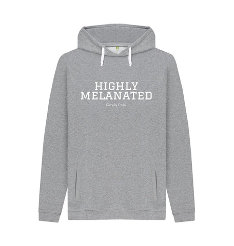 Light Heather Unisex Hoodie | Highly Melanated