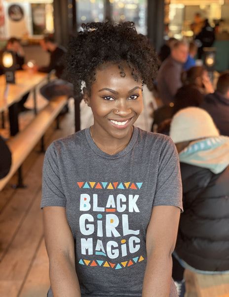 Unisex Tee | Black Girl Magic