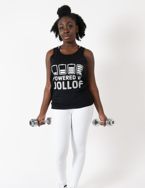 Unisex Vest | Powered by Jollof