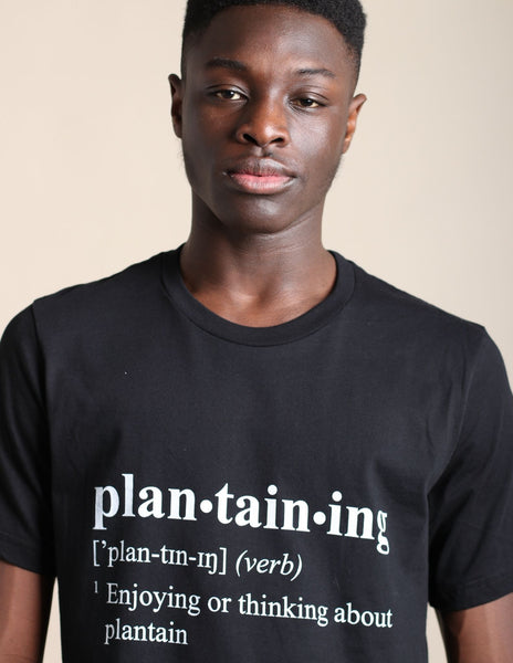 Unisex Tee | Plantaining (Colour)