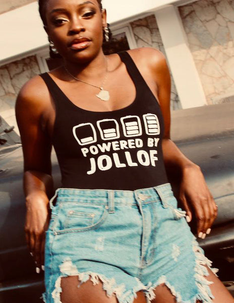 SALE - Bodysuit | Powered by Jollof