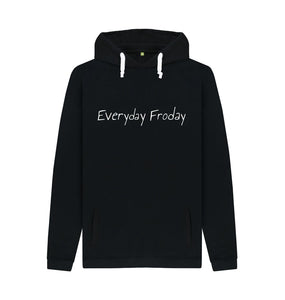 Black Unisex Hoodie | Everyday Froday classic