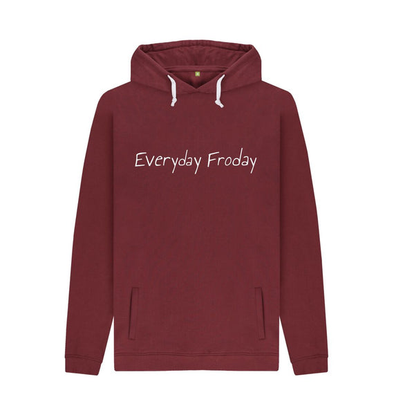 Red Wine Unisex Hoodie | Everyday Froday classic