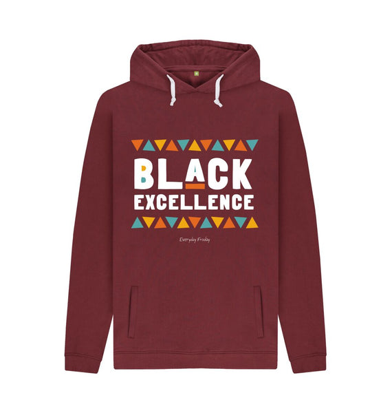 Red Wine Unisex Hoodie | Black Excellence