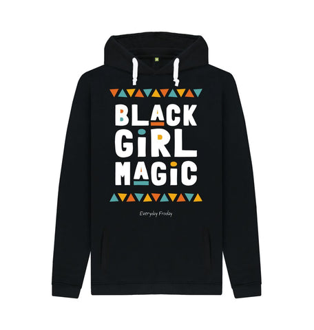 Black Unisex Hoodie | Black Girl Magic