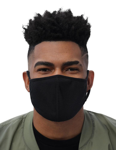 Face Mask (3-Pack) Plain