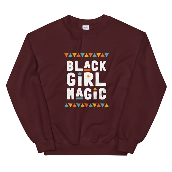 Unisex Sweatshirt | Black Girl Magic
