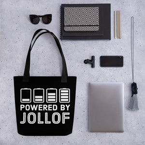 Tote bag | Powered by Jollof
