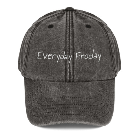 Vintage Hat | Everyday Froday
