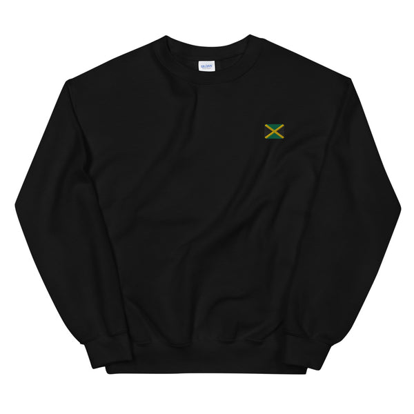 Unisex Sweatshirt | Rep your flag - Jamaica 🇯🇲 [LIMITED EDITION]