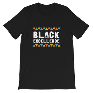 Unisex Tee | Black Excellence