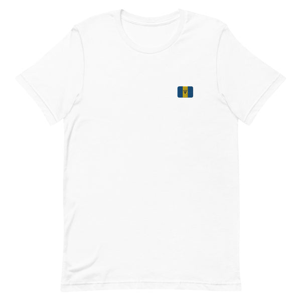 Unisex Tee | Rep your flag - Barbados 🇧🇧 [LIMITED EDITION]