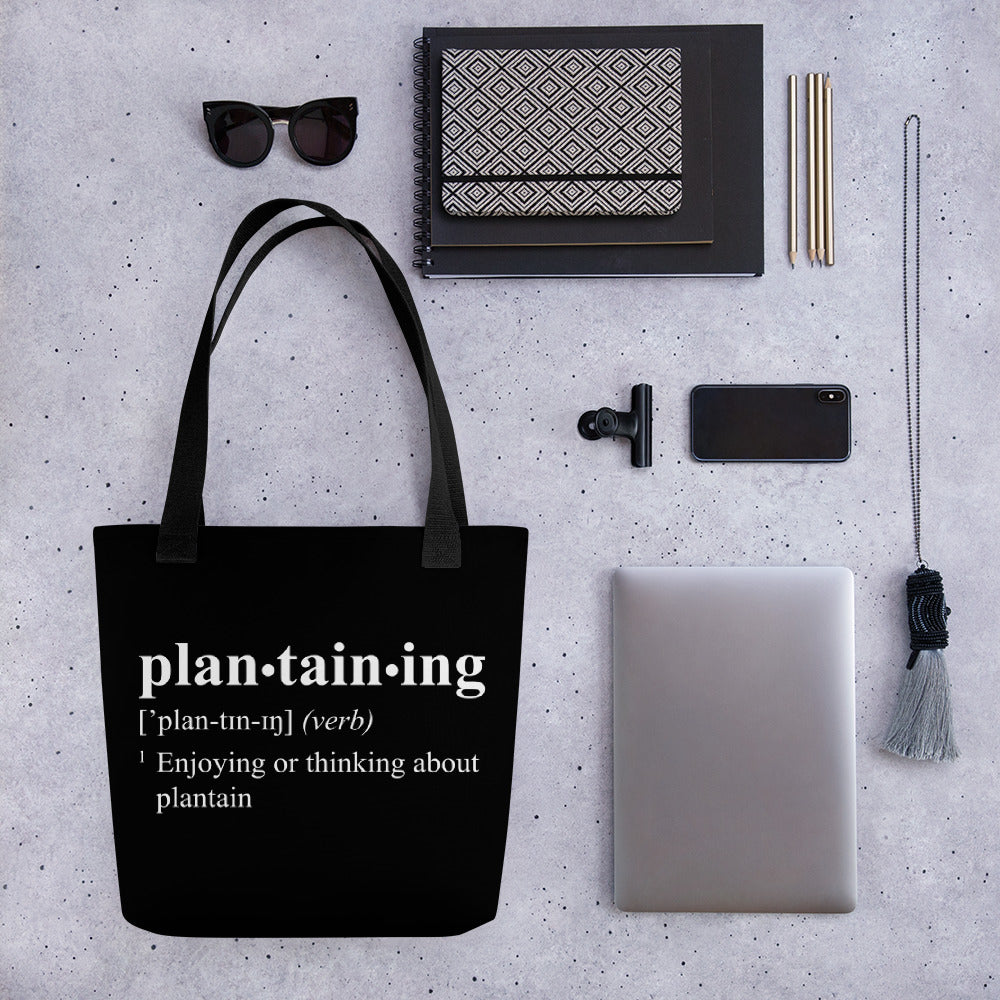 Tote bag | Plantaining