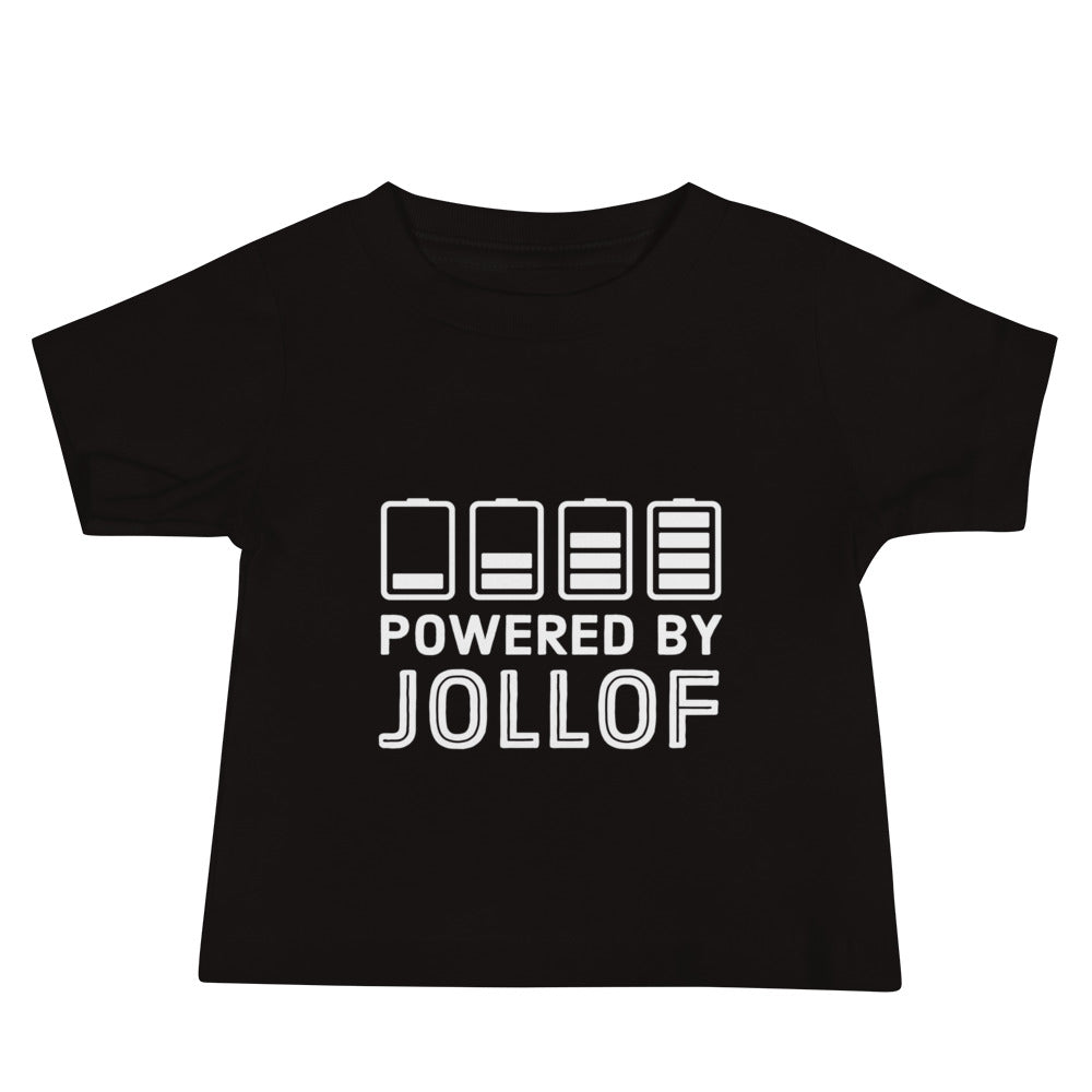 Baby Tee | Powered by Jollof