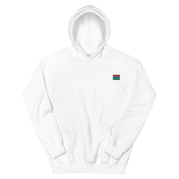 Unisex Hoodie | Rep your flag - Gambia 🇬🇲  [LIMITED EDITION]
