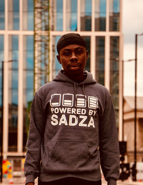 Unisex Hoodie | Powered By Sadza