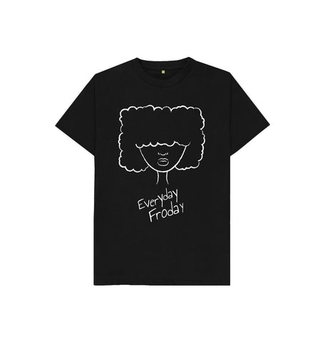 Black Kids Unisex Tee | Everyday Froday Girl