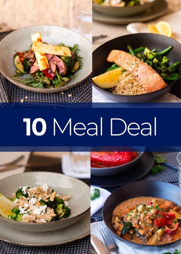 10 Meal Deal. 5 DAY CHALLENGE