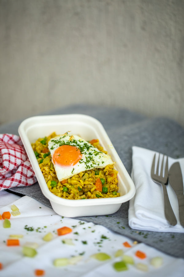 Shredded Chicken Nasi Goreng
