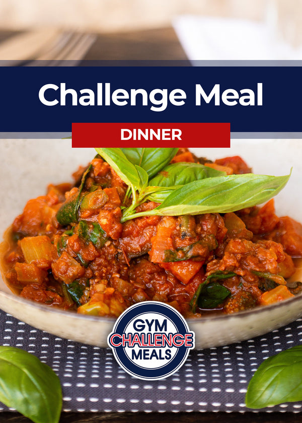 F45 Challenge Dinner (Monday & Tuesday)