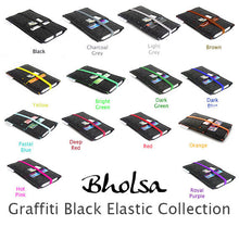 iPhone 12 / iPhone 12 Mini / iPhone 12 Pro/ iPhone 12 Pro Max ◦ Graffiti Black ◦ Choose the Accent Colour