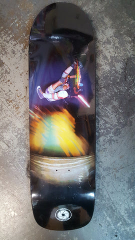 Jeff Phillips MOFO Photo Collection Series Skateboard Deck 9""