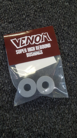 VENOM Barrel bushings (70s Gullwing replacements) - GREY