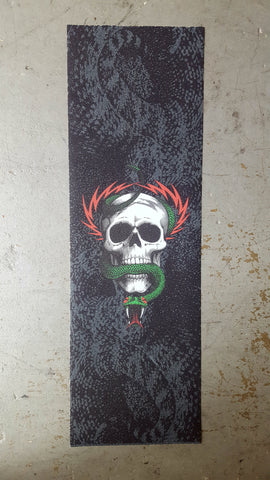 "POWELL PERALTA 10.5"" x 33"" MIKE MCGILL Grip Tape sheet"