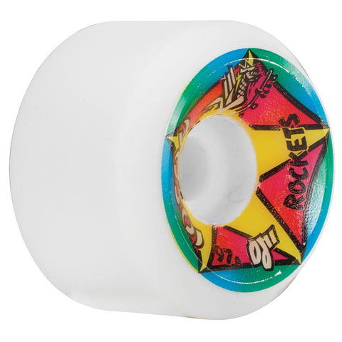 HOSOI Rockets reissue Wheels 61mm 97a WHITE