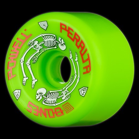 Powell Peralta  reissue G Bones wheels GREEN
