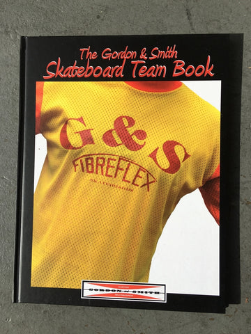 G&S Skate Team Book