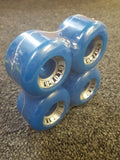 Vision Blurr wheels 60mm 96A reissues BLUE