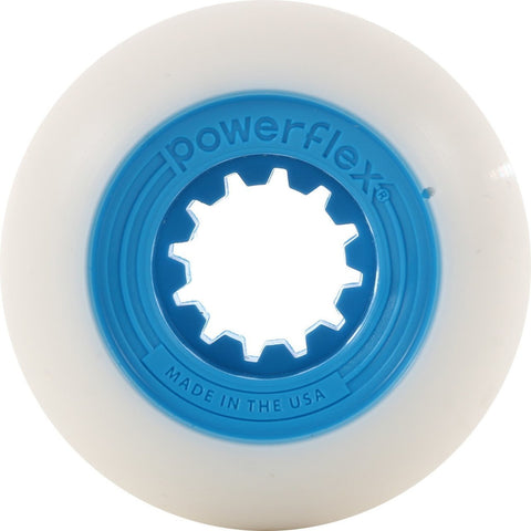 Powerflex wheels Gumballs 56mm 83b (103a) BLUE CORE