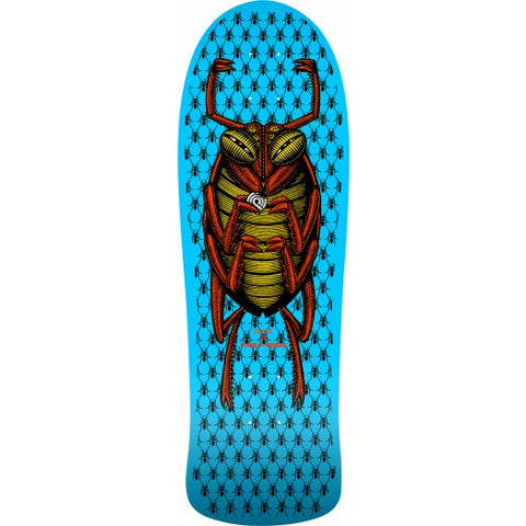 *Preorder* Powell Peralta BUG reissue skateboard deck- BLUE
