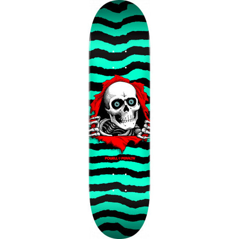 "Powell Peralta RIPPER popsicle deck - PASTEL BLUE 8.75"" x 32.95"""