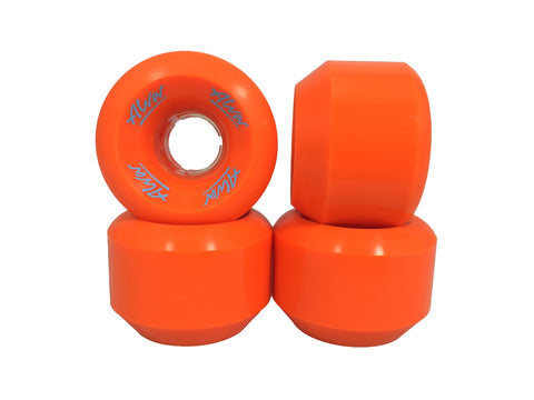 ALVA Conical Wheels - 59mm 101a TANGERINE