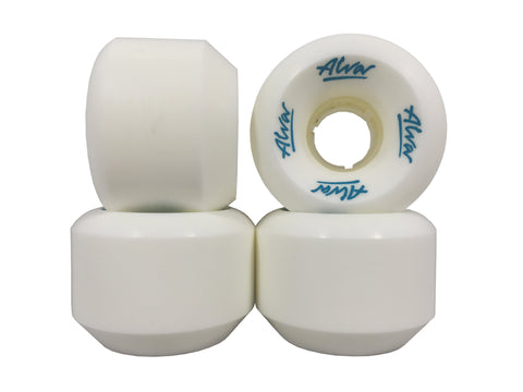 ALVA Conical Wheels - 59mm 88a - WHITE