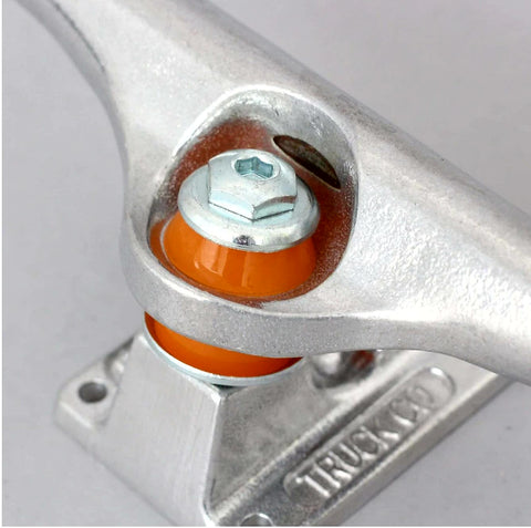 Independent Trucks 144 MID - SILVER (set of 2) 8.25""