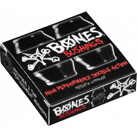 Powell Peralta BONES skateboard Bushings - HARD BLACK