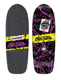 Madrid Valterra Back To The Future Marty McFly Skateboard Deck