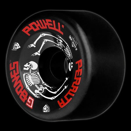 Powell Peralta  reissue G Bones wheels BLACK